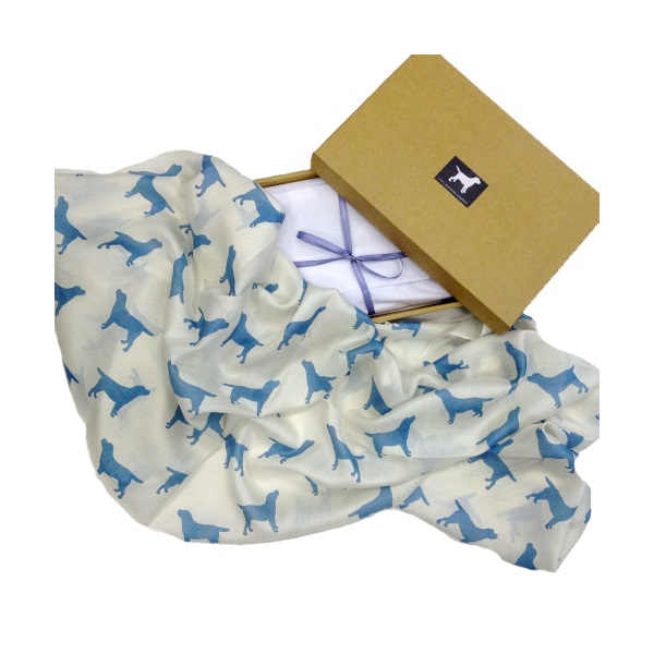 Blue-Labrador-Silk-Scarf-with-giftBox.jpg