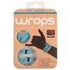 Wraps Teen Gift Wearable Headphones with Mic