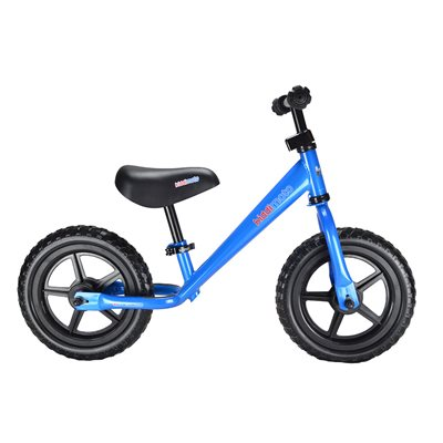 SUPER JUNIOR BALANCE BIKE in Blue by Kiddimoto