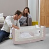 Removable Baby Pink Cot