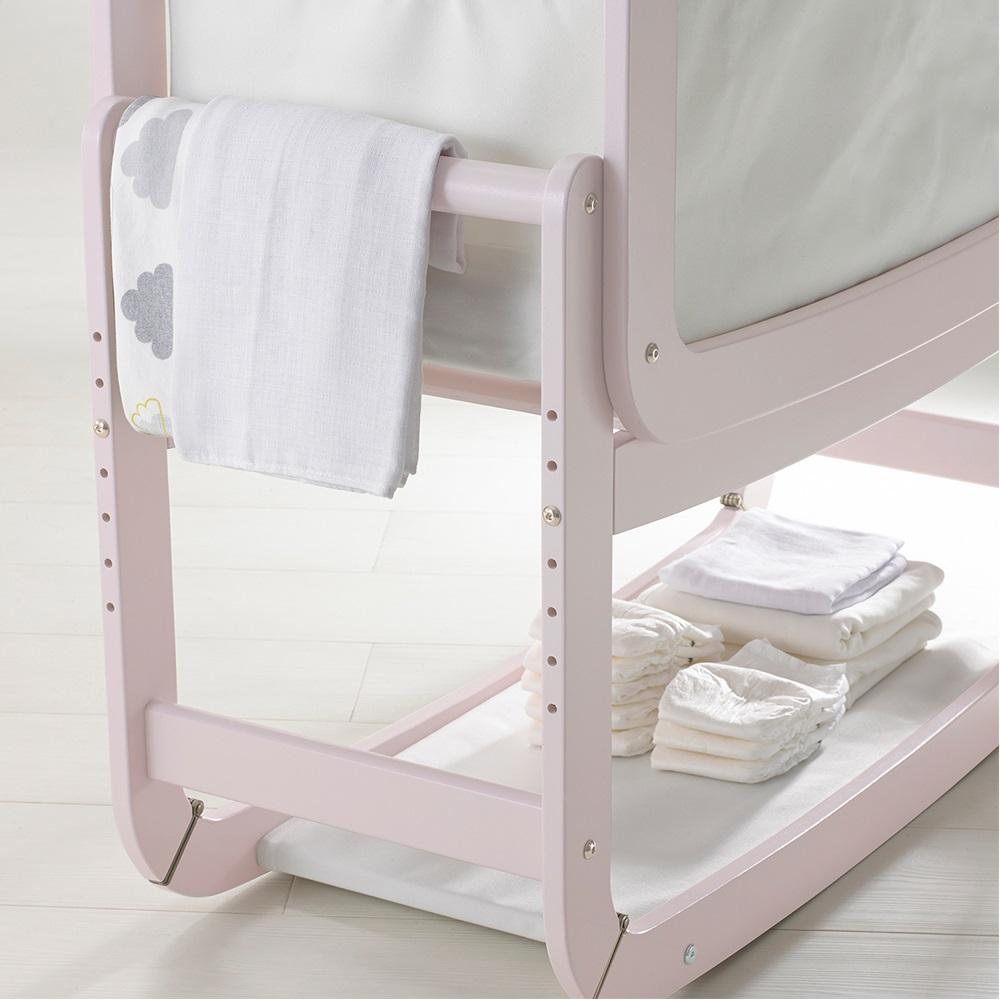 Baby crib for sale redditch -  Safe Designer Baby Cot Snuzpod
