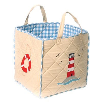 BOAT HOUSE Toy Bag by Win Green