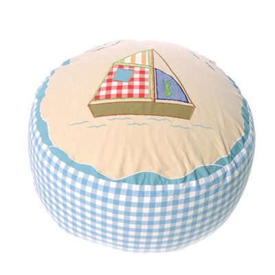 BOAT HOUSE Bean Bag by Win Green