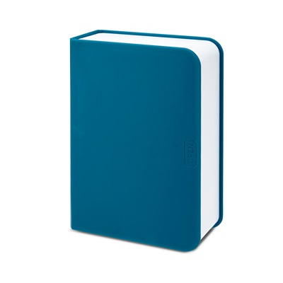 LUNCH BOX BOOK in Ocean Blue