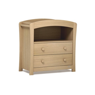 SUNSHINE BABY CHANGE & STORAGE CHEST in Almond
