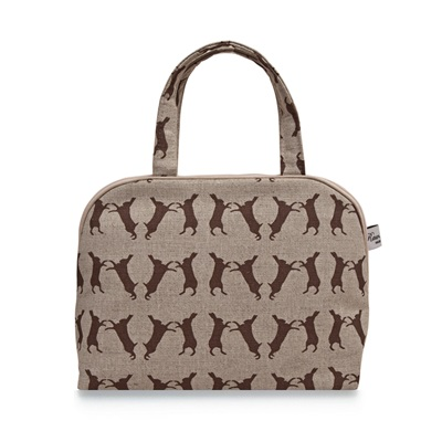 BOXING HARES BOWLING BAG by Raw Xclusive