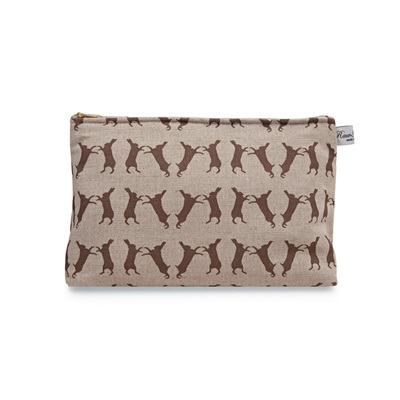 BOXING HARES WASH BAG by Raw Xclusive