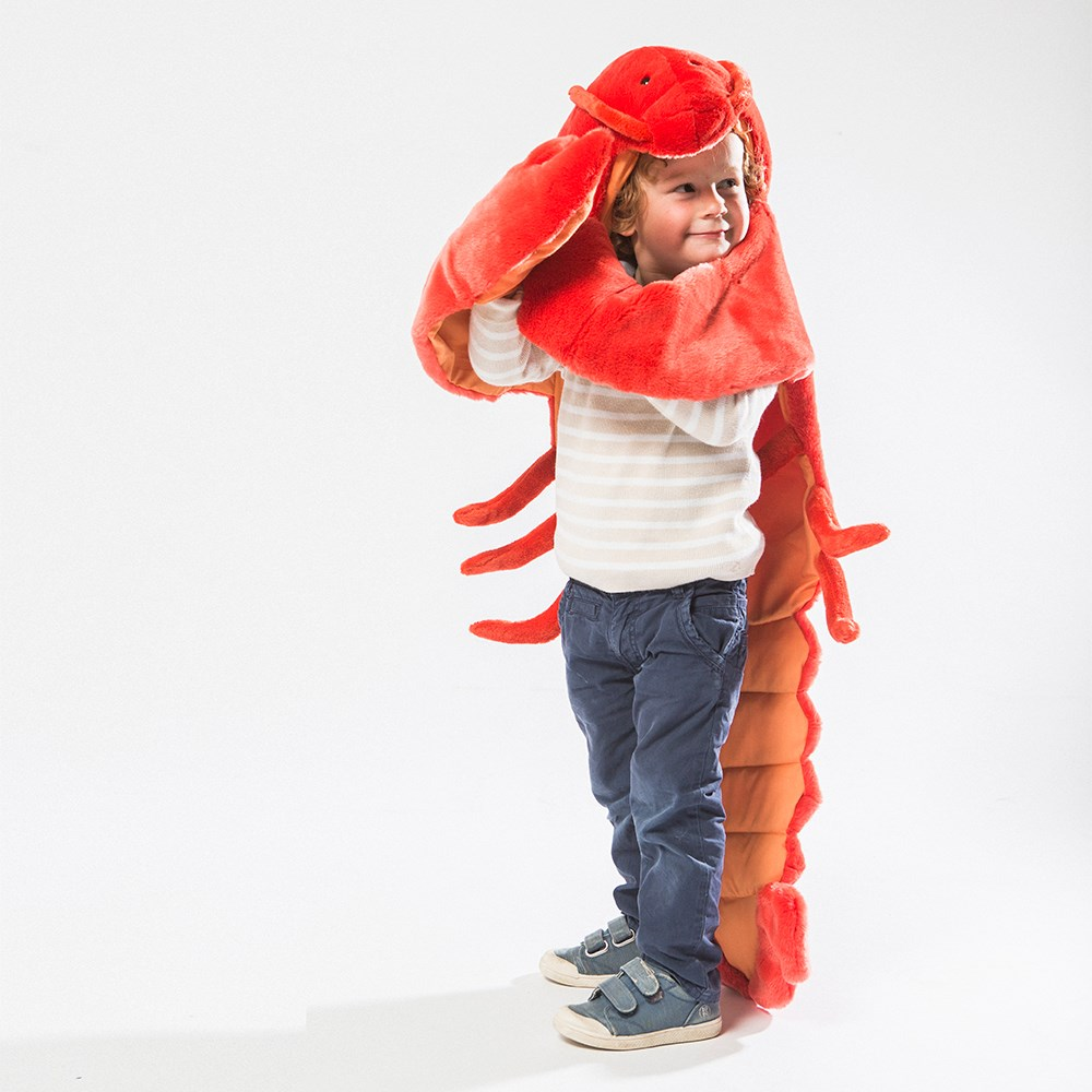 5e6f7b65a47 Ratatam! Kids Lobster Dress Up Disguise - Wild   Soft