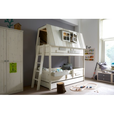 Kids Bunkbed Treehouse Hangout Bed - Lifetime Furniture | Cuckooland