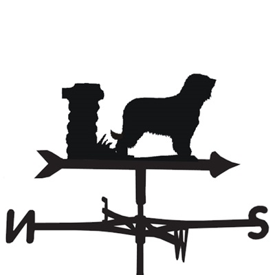 WEATHERVANE in Briard Design