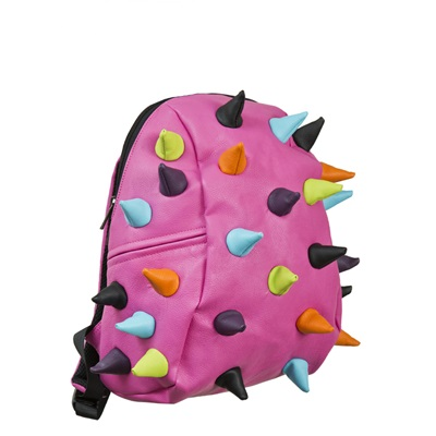 MADPAX SPIKETUS REX BACKPACK in Pink Multi Colour