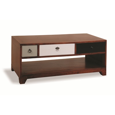 BRITISH VINTAGE TV CABINET in English Cherry Finish