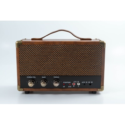 GPO WESTWOOD SPEAKER in Brown