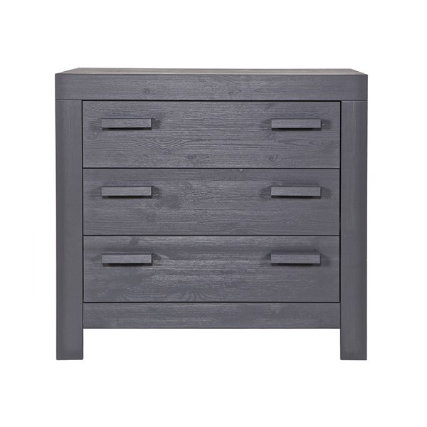 New Life Chest of Drawers in Steel Grey