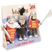 Le Toy Van Budkins Crusaders Gift Pack