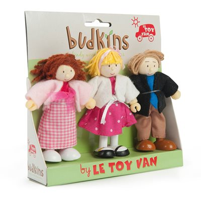 LE TOY VAN BUDKINS FAMILY GIFT PACK