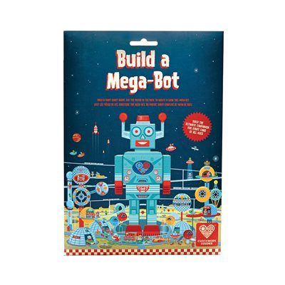 BUILD A MEGA-BOT ACTIVITY KIT