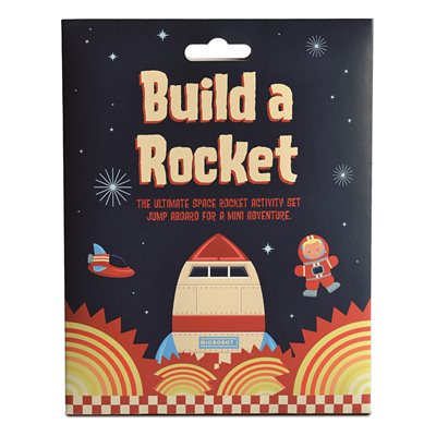 BUILD A ROCKET Activity Set