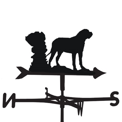 WEATHERVANE in Bull Mastif Design