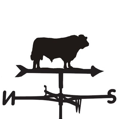 WEATHERVANE in Bull Design