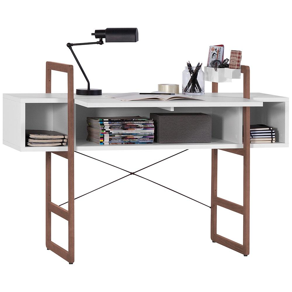 vox mio bureau desk in white vox cuckooland. Black Bedroom Furniture Sets. Home Design Ideas