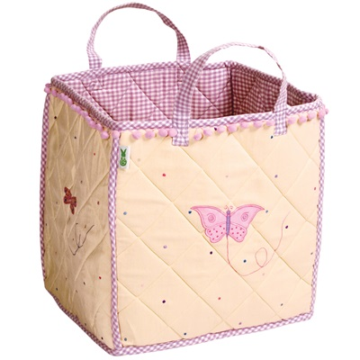 Butterfly Toy Bag by Win Green