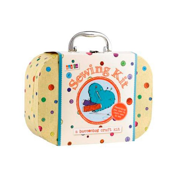 Sewing Kit Creative Gift for Kids and Adults