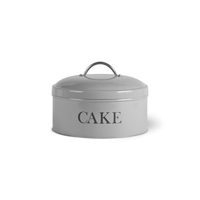 CAKE TIN in Flint by Garden Trading