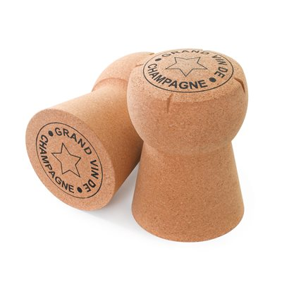 CORK STOOL in Champagne Design