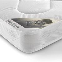 JULIAN BOWEN CABIN BED OPEN COIL SPRUNG MATTRESS
