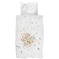 Snurk Childrens Candy Blast Duvet Bedding Set