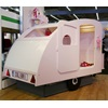 Luxury Pink Kids Caravan Bed for Girls