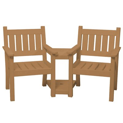 CAREFREE DUO SEAT in Tawny