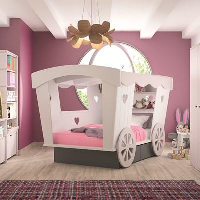 girls princess bedroom furniture carriage bed girls princess bedroom furniture - Princess Bed