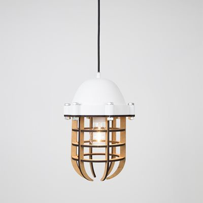 ZUIVER NAVIGATOR PENDANT LIGHT in White