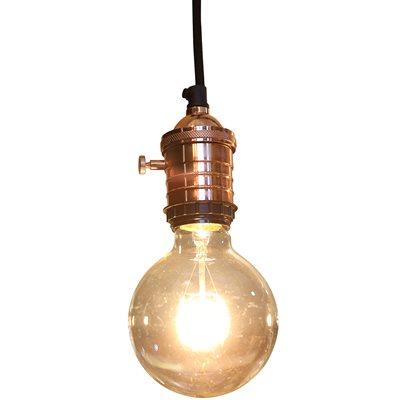 POPLAR Vintage Pendant Ceiling Light