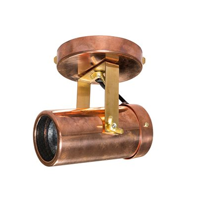 Dutchbone Scope Single Spot Light in Copper
