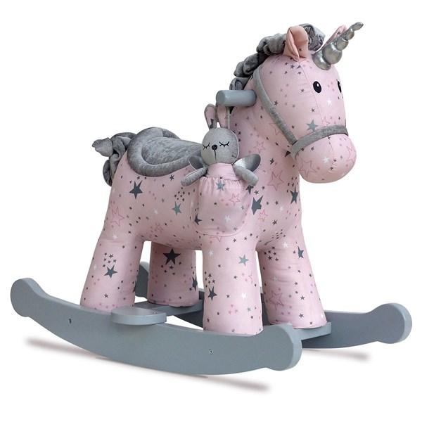 Celeste and Fae Unicorn Rocker Rocking Horse