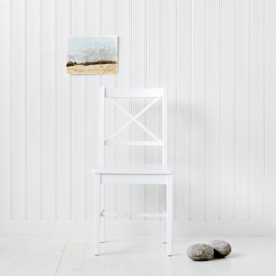 OFFICE & DINING CHAIR in White