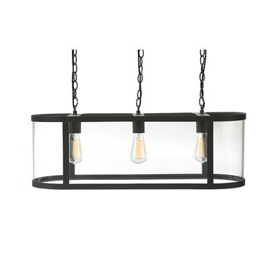 CADOGAN TRIO INDUSTRIAL CEILING LIGHT