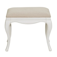 Chantilly Upholstered Dressing Table Stool Jpg