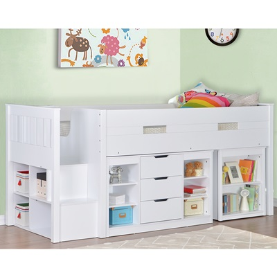 Charlie Mid Sleeper Kids Bed Flair Furniture Cuckooland