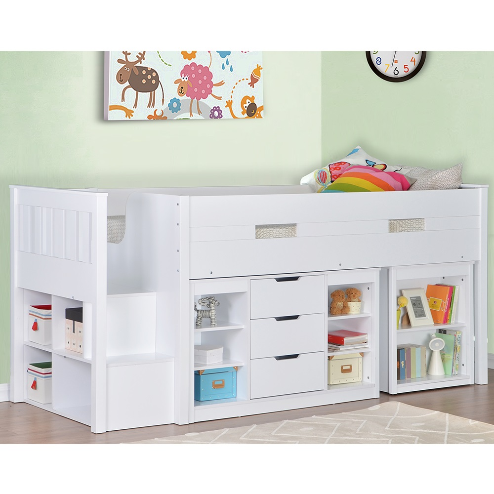 Charlie Mid Sleeper Kids Bed Flair Furniture Cuckooland