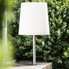 Outside Patio Solar Table Lamp by Gacoli