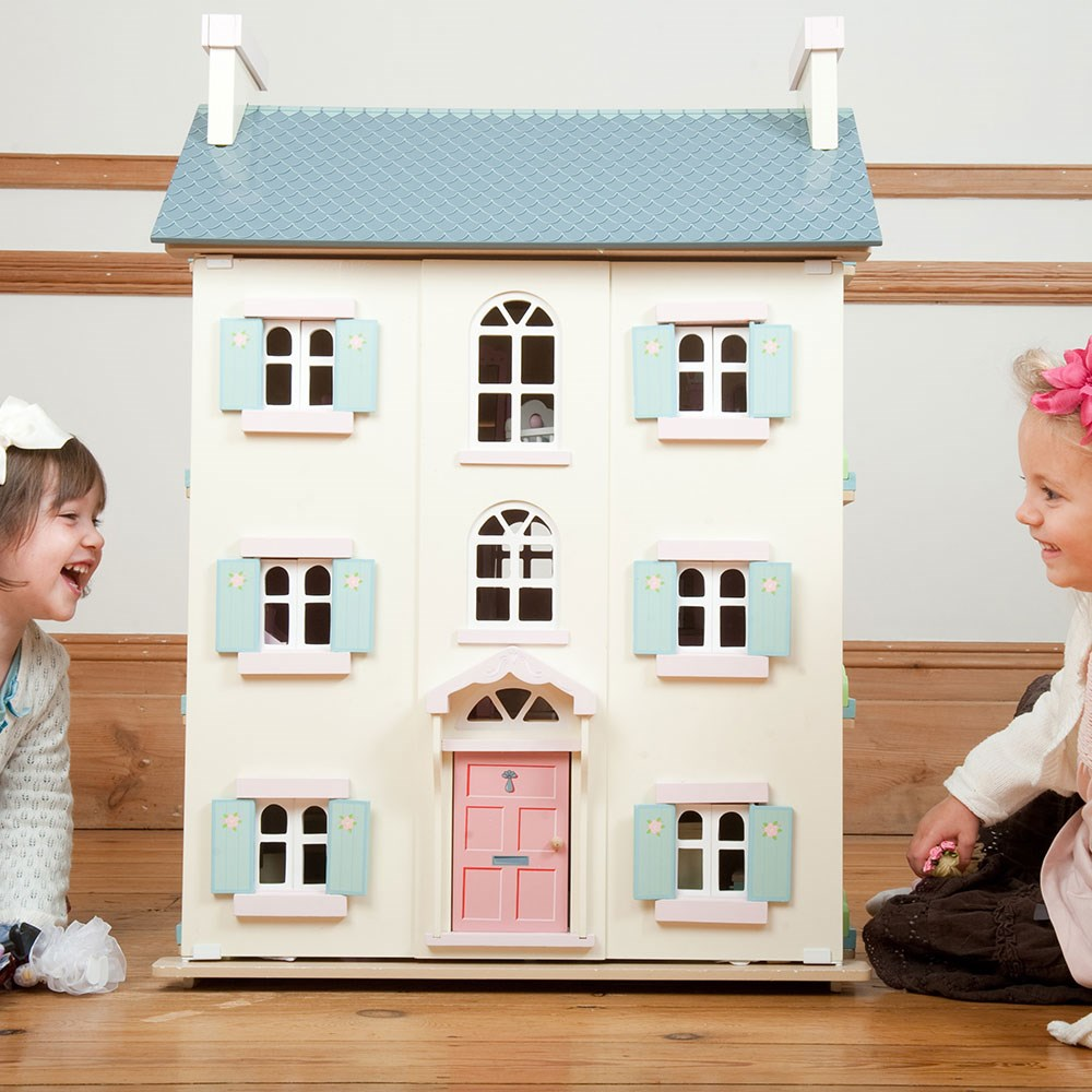 Le Toy Van Cherry Tree Hall Doll House Le Toy Van