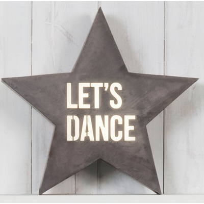LIGHT BOX in Let's Dance Design