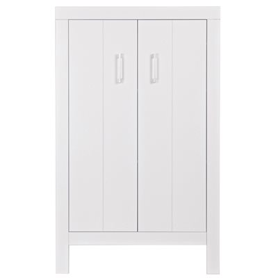 CHICAGO STORAGE CABINET in White