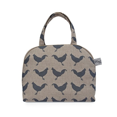 CHICKENS BOWLING BAG by Raw Xclusive.