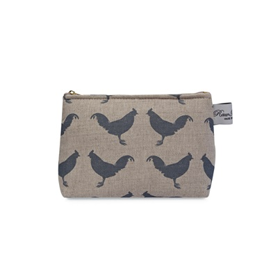 CHICKEN COSMETIC BAG by Raw Xclusive