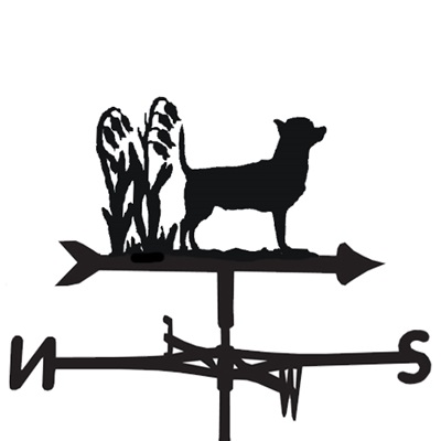 WEATHERVANE in Chihuahua Design